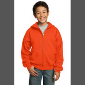 Dragons Youth Full Zip Fleece Jacket